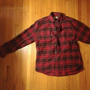 Jach's -- Red and Black Flannel -- Large